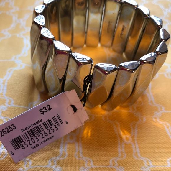 Cookie Lee Jewelry - NWT Cookie Lee Stretch Bracelet